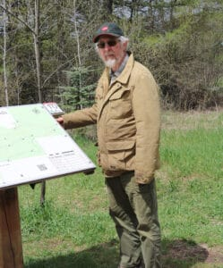 Read more about the article John Windatt – Take a walk in the woods