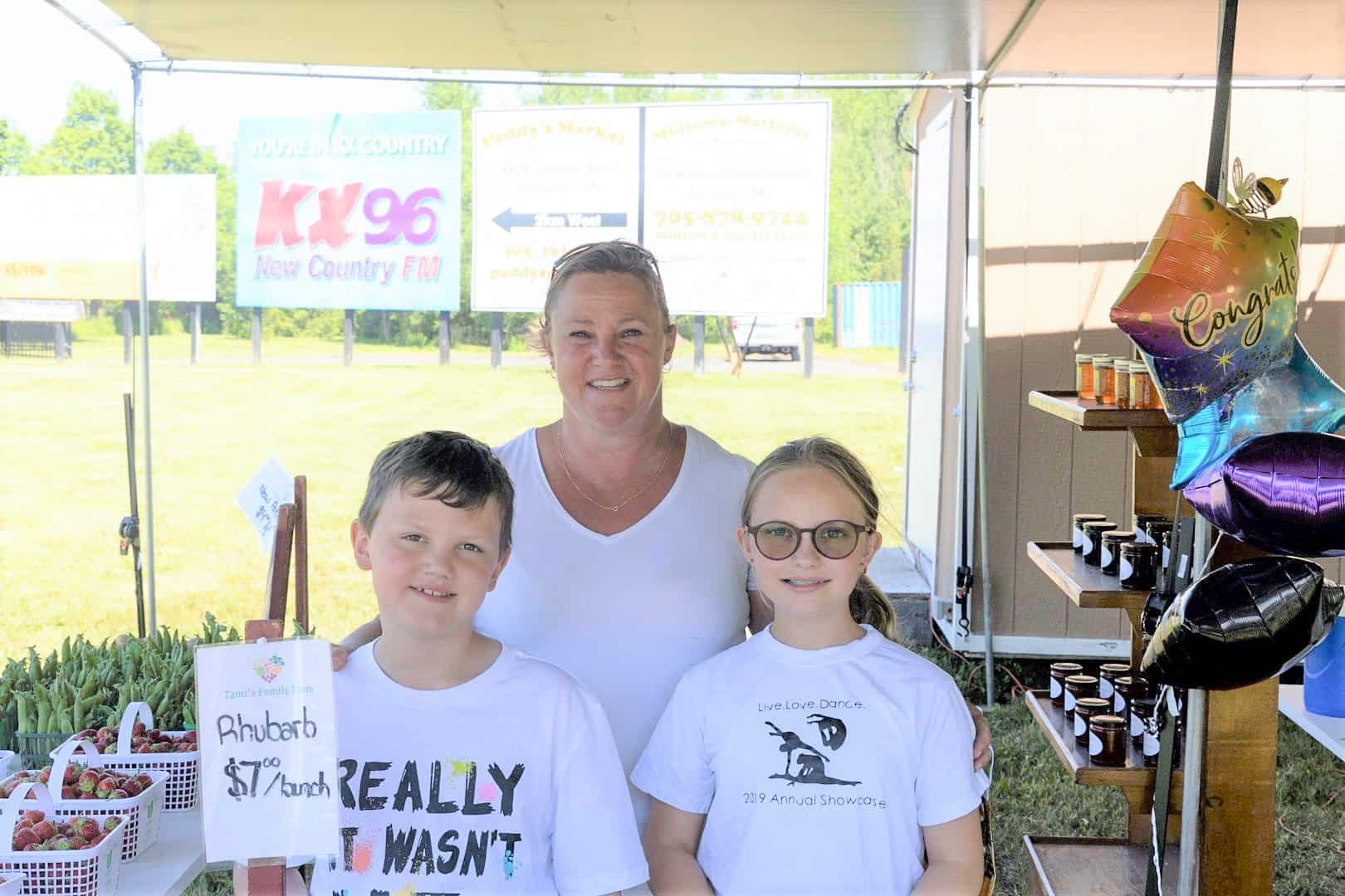 Local family gets their business up and running