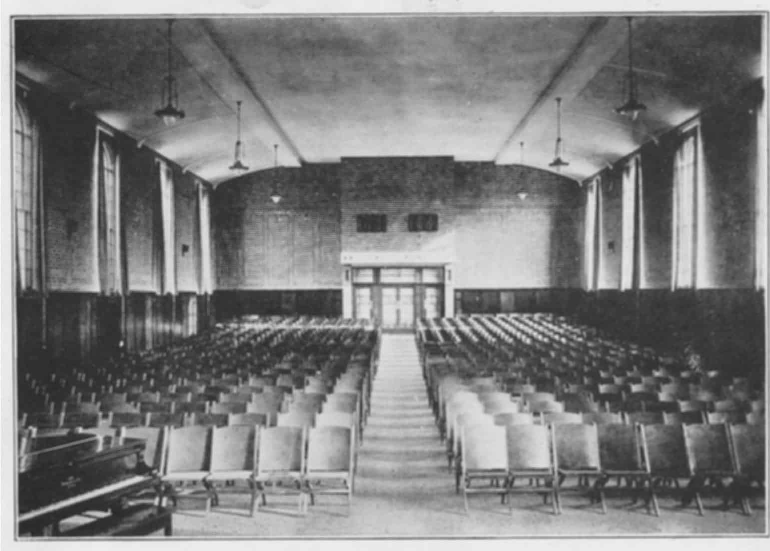 You are currently viewing Newcastle Historical Society: Newcastle Community Hall