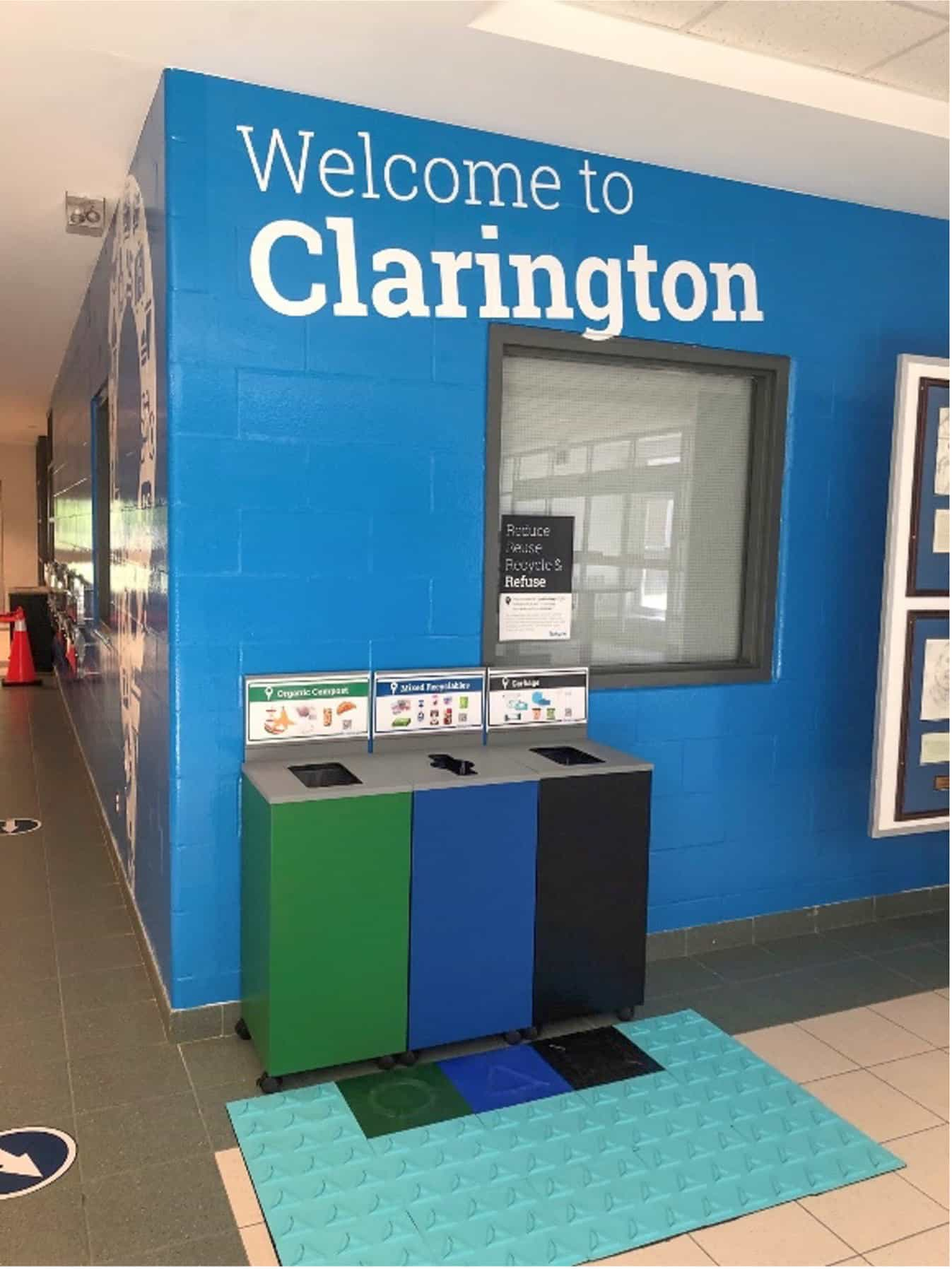 Read more about the article Clarington launches fully accessible 4Rs initiative in facilities
